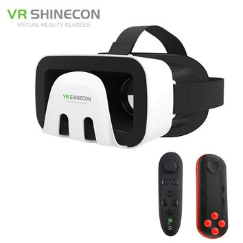 VR Shinecon 3.0 Octopus Style 3D Mobile Virtual Reality Glasses