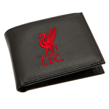 Liverpool FC - PU Leather Crest Wallet
