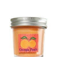 Mini Mason Jar Candle Georgia Peach