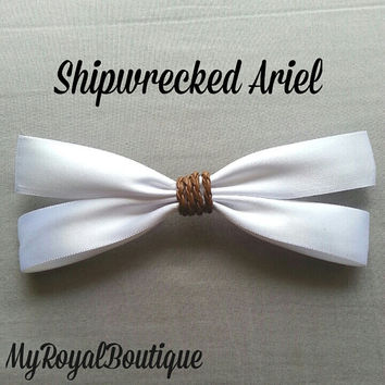 Shipwrecked Ariel Hairbow