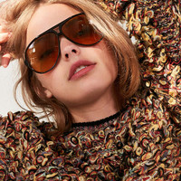 Vintage Caine Aviator Sunglasses | Urban Outfitters