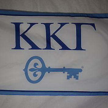 Kappa Kappa Gamma 1 College Sorority Official Licensed Flag 3x5