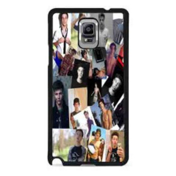 Camerondallas for samsung galaxy note 4 case