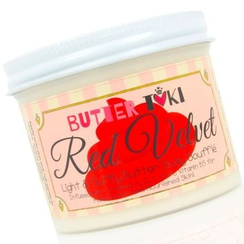 RED VELVET FROSTING Body Butter Soufflé 4oz