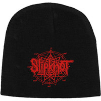 Slipknot Men's Logo Beanie Black