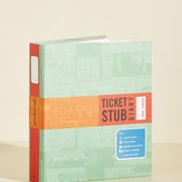 Ticket Stub Diary