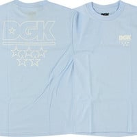Dgk Pastel Logo T-Shirt Xl powder Blue