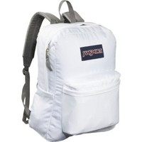 Jansport Superbreak Backpack (White)