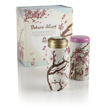 Sakura Allure Tea Gift Set at Teavana