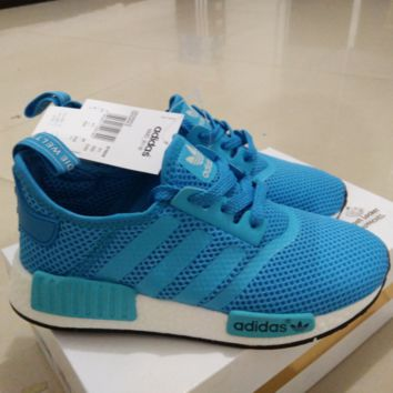 """ADIDAS"" Fashtion Running NMD Sport Casual Shoes Sneakers Rose red G-MDTY-SHINING"