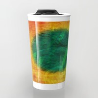 Orange Dream Travel Mug by  Alexia Miles Photography