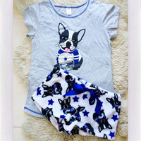 Puppy Love Pj Set