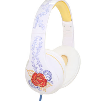 Disney Beauty And The Beast iHome Headphones
