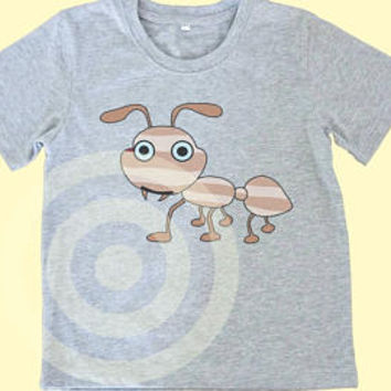 Mandarin duck shirt Kids tshirts -Toddler tees -Toddler shirts - Cute Toddler shirts - Boy shirt - Girl shirt