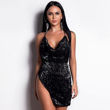 Wonderlust Dress - Black