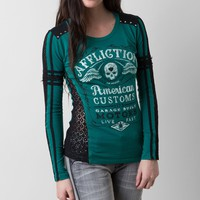 Affliction American Customs Barrel Aged T-Shirt