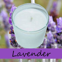 Lavender Candle in Tumbler 13 oz