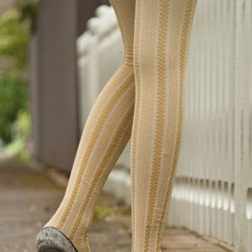 Dreamer Cable Thigh High