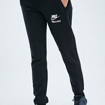 Nike Track and Field Joggers in Black - Urban Outfitters