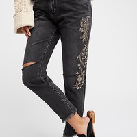 Royal Rock Embroidered Legend Jean