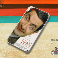 Mr. Bean Cover iPhone 4 iPhone 5 Samsung Galaxy S3 S4 Case