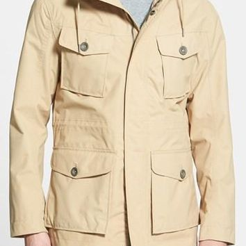 Men's Timberland 'Mount Shaw - Cordura' HyVent Regular Fit Canvas Jacket