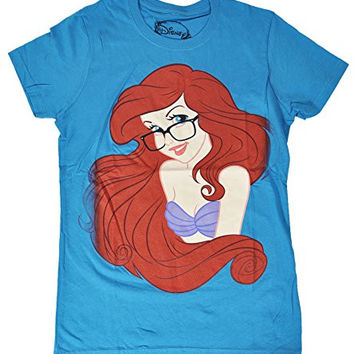 Disney Juniors Ariel Little Mermaid T-shirt Small Turquoise