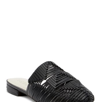 1.State | Syre Woven Flat Mule | Nordstrom Rack