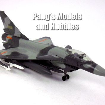 Chengdu J-10 Chinese Fighter 1/144 Scale Diecast Mode by Air Force 1