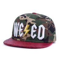 WE GO Hip-hop Baseball Cap Hat