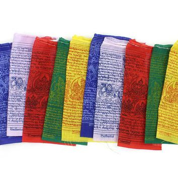 Tibetan Prayer Flag Medium