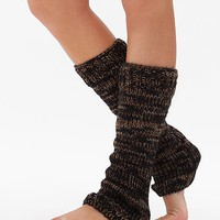 Women's Knit Leg Warmer