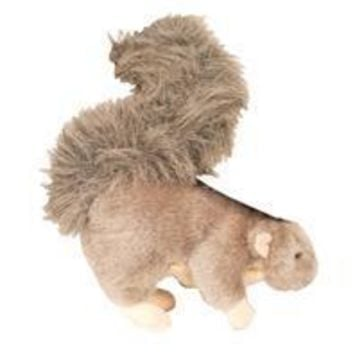 Ethical Dog - Woodland Collection Squirrel Dog Toy