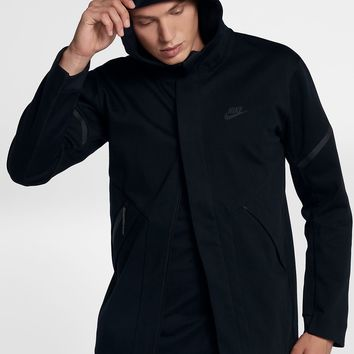 Nike Sportswear Tech Fleece Repel Windrunner Men's Jacket. Nike.com