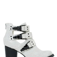 Shoe Cult Impact Boot - Snake