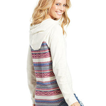 Roxy Juniors' 'Indian Spirit' Pullover Hoodie