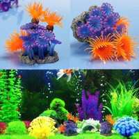 Artificial Resin Coral for Aquarium Fish Tank Decoration Underwater Ornament