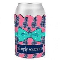 *Simply Southern Koozie Pineapple