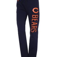 Pink Victoria's Secret Womens NFL Chicago Bears Pajama Pants S Dark Blue:Amazon:Clothing