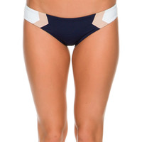 L SPACE BARRACUDA REVERSIBLE BIKINI BOTTOMS
