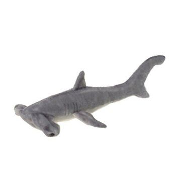 Hammerhead Shark Plush Stuffed Animal Toy by Fiesta Toys - 16""