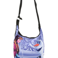 Disney Frozen Anna & Olaf Hobo Bag