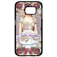 Marina And The Diamond I Hate Everything Samsung Galaxy S6 Edge Case