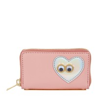 Sophie Hulme Mini Rosebery Heart Coin Purse | Harrods.com
