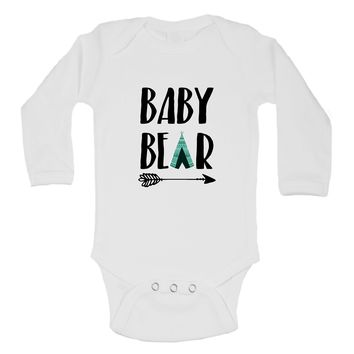 Baby Bear Funny Kids Onesuit