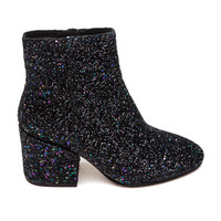 Ash Erika Boot Midnight Glitter Fabric 360242 (409)