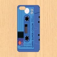 Cassette Tape Cell Phone Case iPhone 4/4s 5/5c 6/6+ Case and Samsung Galaxy S3/S4/S5