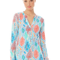 Lilly Pulitzer Odette Long Sleeve Tunic