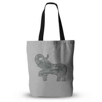 "Belinda Gillies ""Elephant"" Everything Tote Bag"