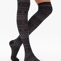 Muk Luks Fairisle Socks